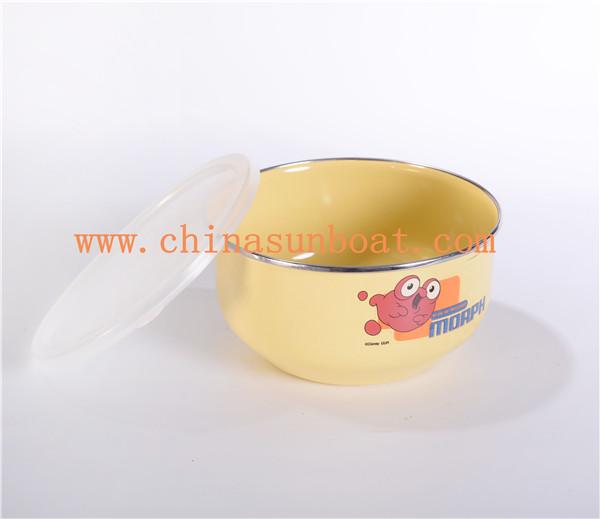 Sunboat Tableware Enamel Bowl /Bowl/Dinnerware