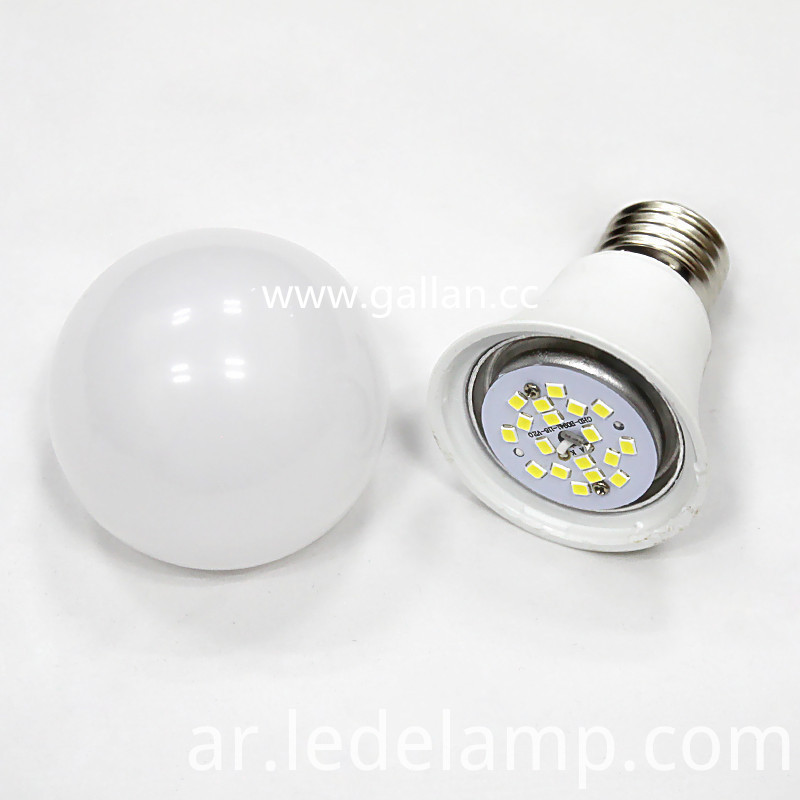 China Factory Direct Sale 9W LED Bulb Light with E27 B22 (GHD-B0941-X20)