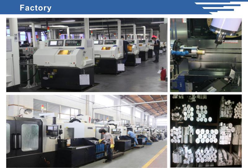 Aluminum CNC Metal Flanges Manufacturer