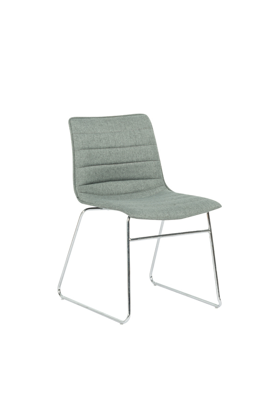 Linen Fabric Dining Chair