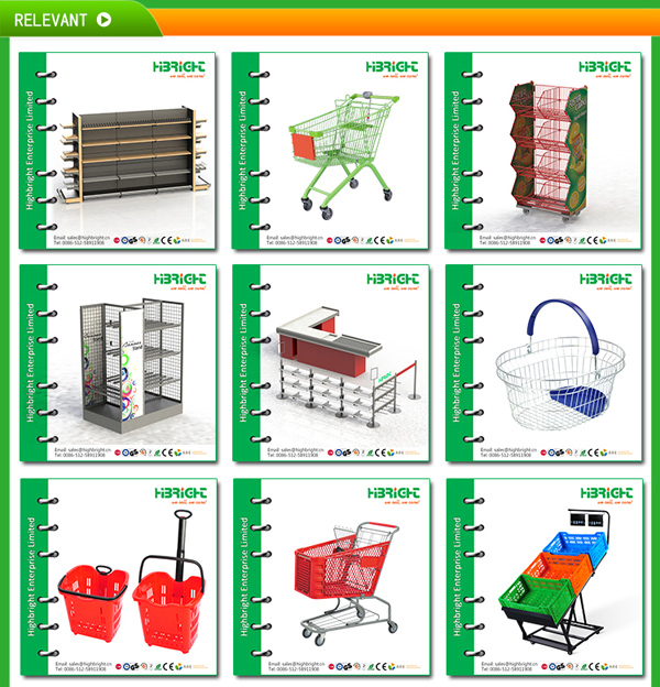 Warehouse Foldable Metal Roll Container Wire Cages