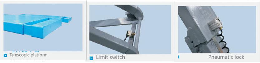 Garage Equipment in Ground Car Scissor Lift (ORSL330)