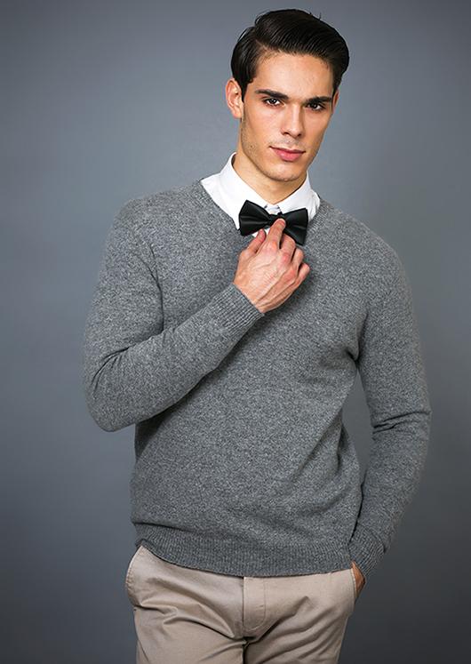 Men's Fashion Cashmere Sweater 17brpv067