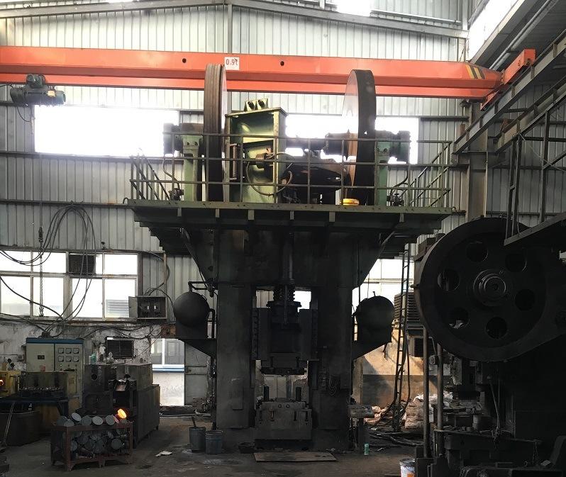 Brass Pump Body Forging Part