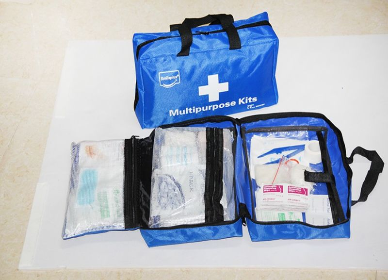 Light and Durable First Aid Kit for Camping
