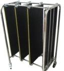 ESD Circulation PCB Storage Cart / ESD PCB Trolley