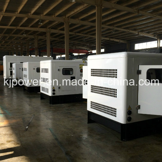 Silent Diesel Generator Powered by Cummins Engine (25kVA-250kVA)