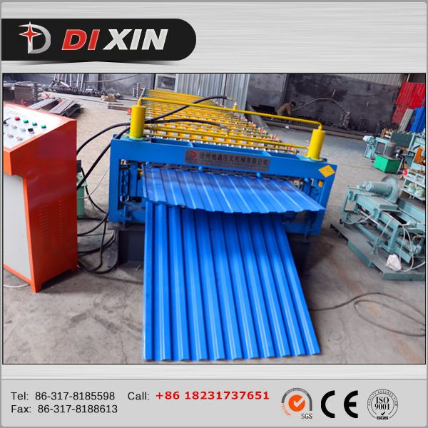 2015 New Design, Russian Used Roll Forming Machine