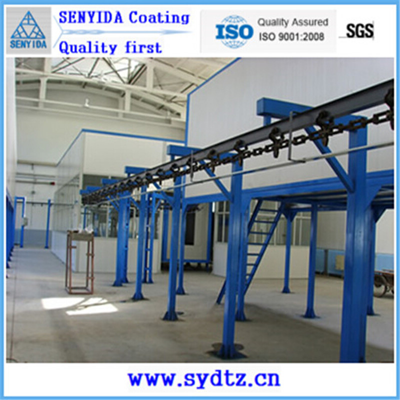Hot Sell New Powder Coating Machine Equipment Painting Line for Hanging