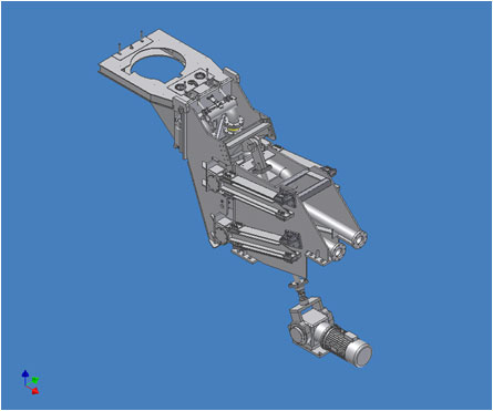 The Mould Vibration Device for Continuous Casting Machine