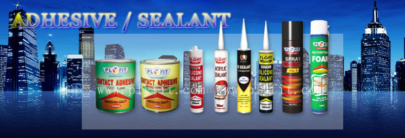 Sealing Glass Car Windshield Polyurethane Adhesive Sealant