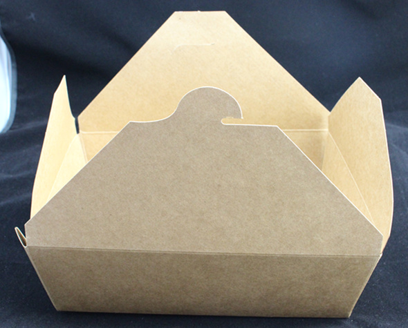 Promotional Custom Recycle Custom Kraft Box