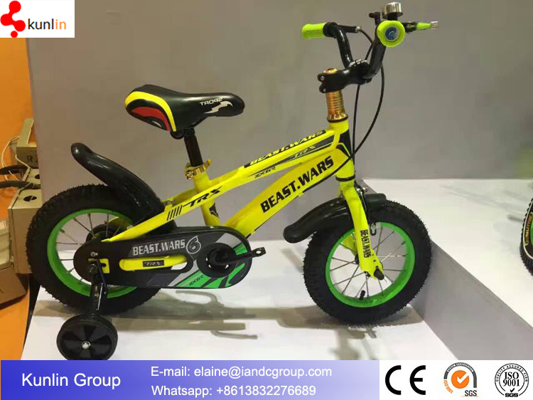 2017 Wholesale Cheap Kids Bicycle/Cheap Children Bike/ Baby Bike