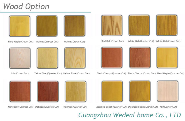 High Quality Solid Wood American Panel Door for Interior Usage
