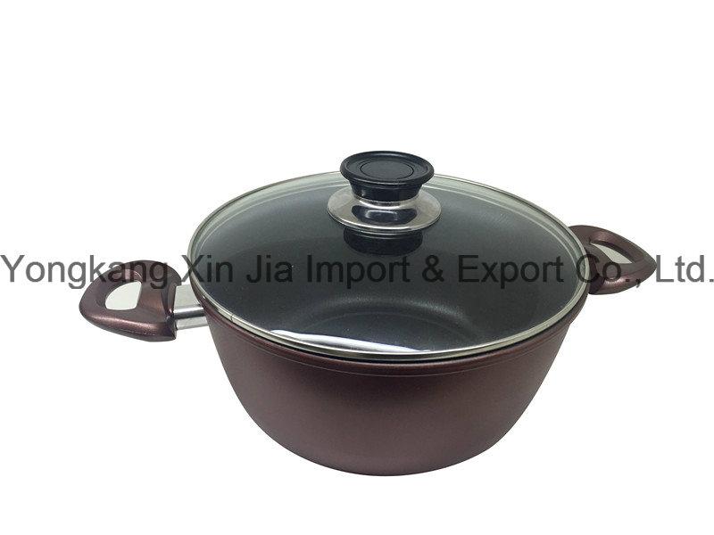 6PCS Cookware Set Housewares Pan Set Kitchenware