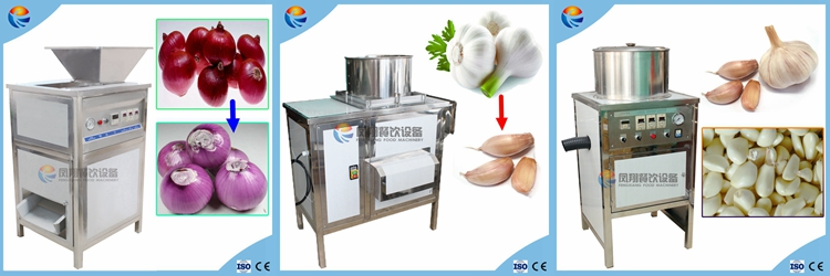 Commercial Mulifunction Garlic Mango Fruit Grading Sorting Machine
