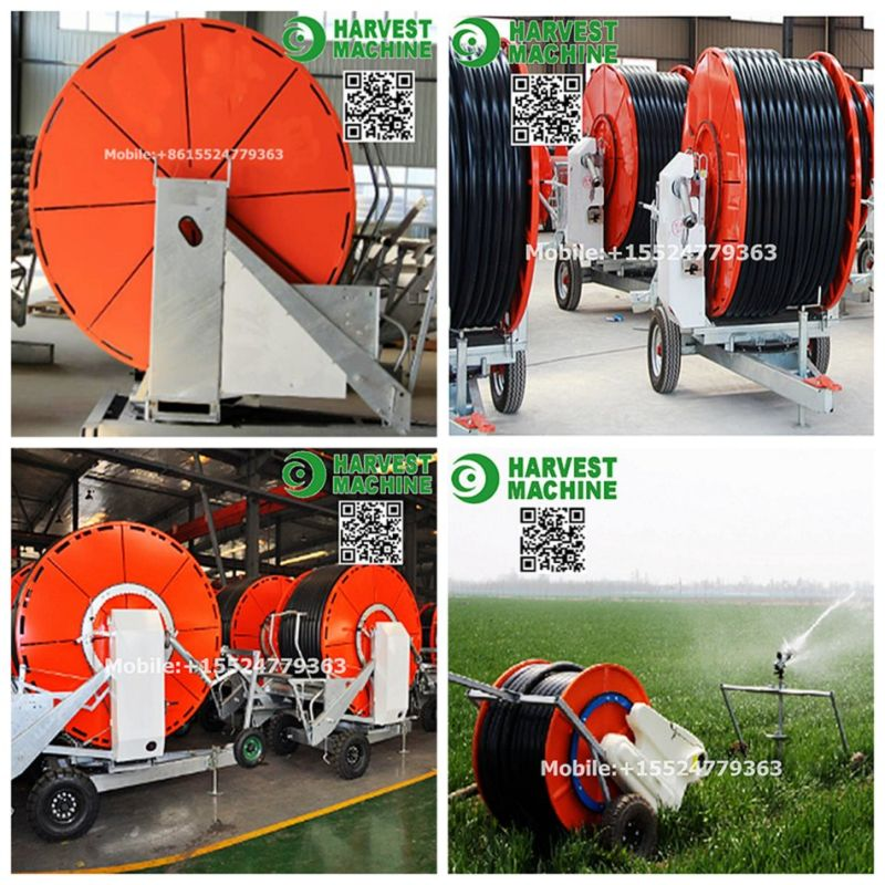 Chinese Sprinkling Irrigation Machine Agricultural Energy Conservation Reel