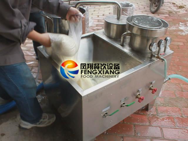 TM-600 Automatic Rice Grain Wheat Beans Washing Machine
