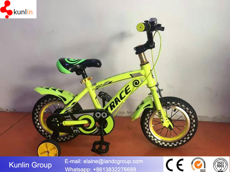 Competitive Price New Model Children Bicycle Manufacture Wholesale Size 12
