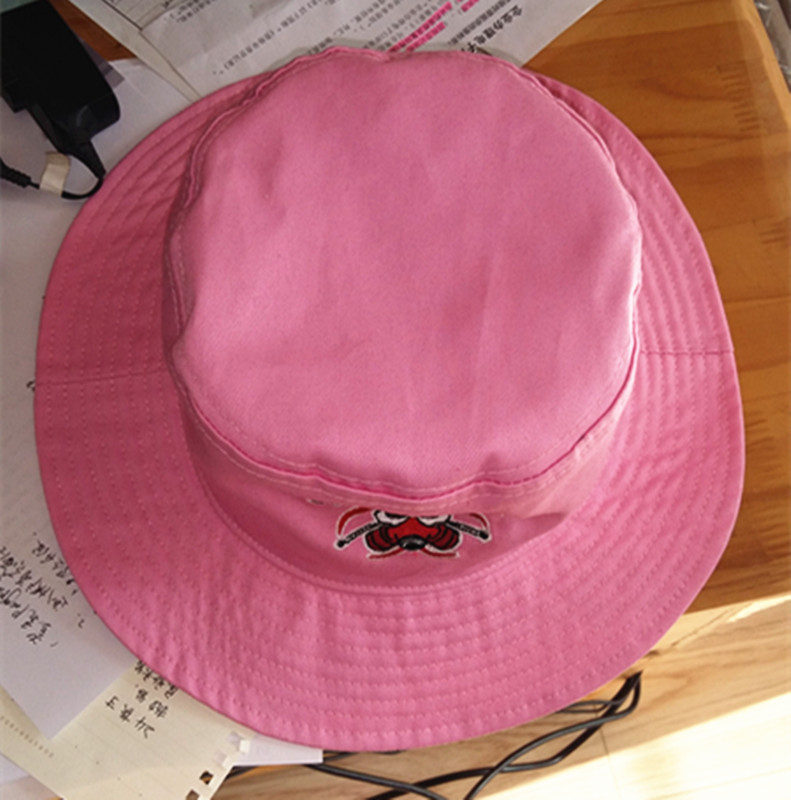 European Style, Leisure Cap Bucket Hat Embroidered Cap