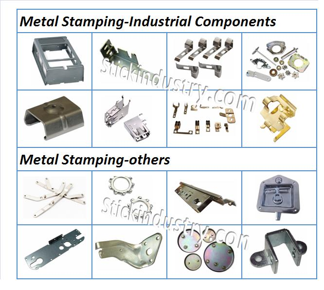 China Plastic Injection Metal Stamping Punching Mold for Automotive Parts