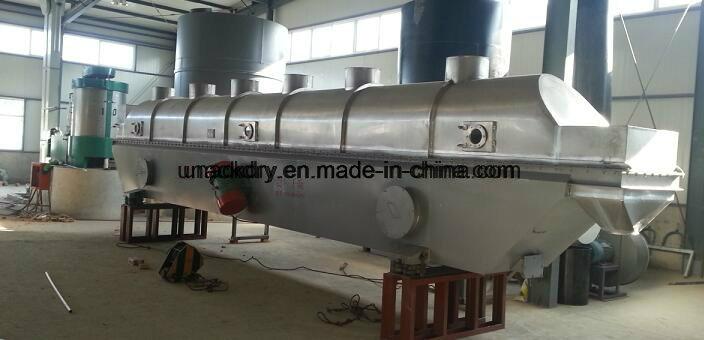Vibration Fluid Bed Dryer for Drying Salt