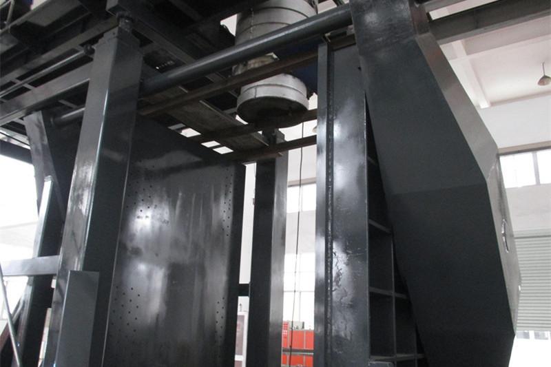 Tonva Plastic Pallet Extrusion Blow Molding Machine