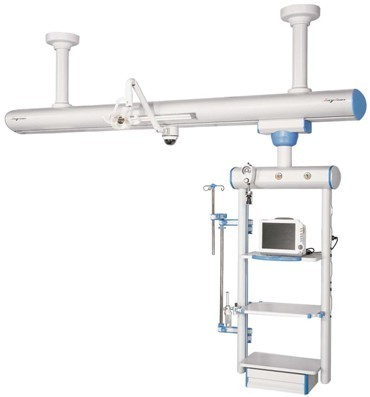Medical Equipment, Hospital Surgical ICU Rail System, Dry and Wet Combined
