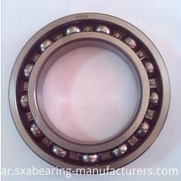 Deep Groove Ball Bearing for Agriculture Machine