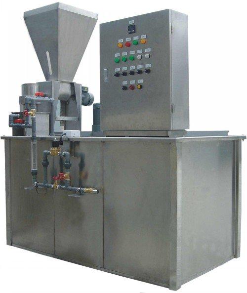 Powder dosing system