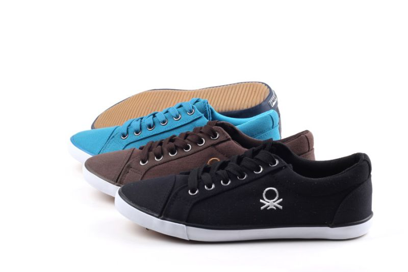 Men Shoes Leisure Comfort Men Canvas Shoes Snc-0215004
