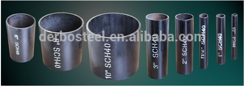 LSAW / Dsaw Carbon Steel Pipe