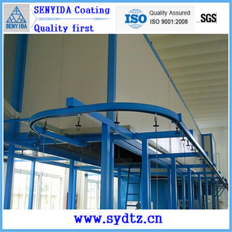 Powder Coating Machine/Line/Painting Equipment (Overhead Conveyor)