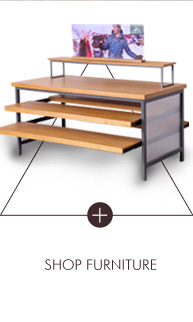 Heavy Duty Industrial Gondola Supermarket Display Stand