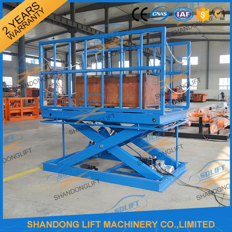 Hydraulic Scissor Vertical Electric Lift Mechanism