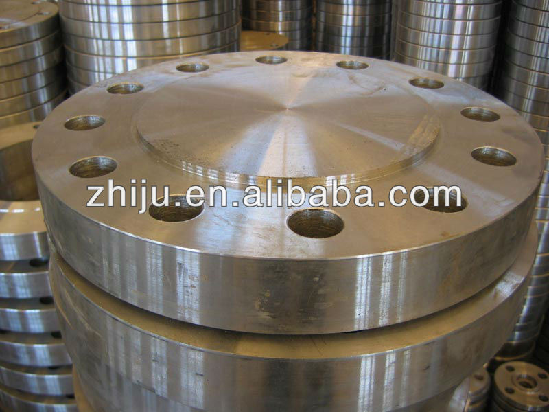 316/316L Stainless Steel Pipe Blind Flange