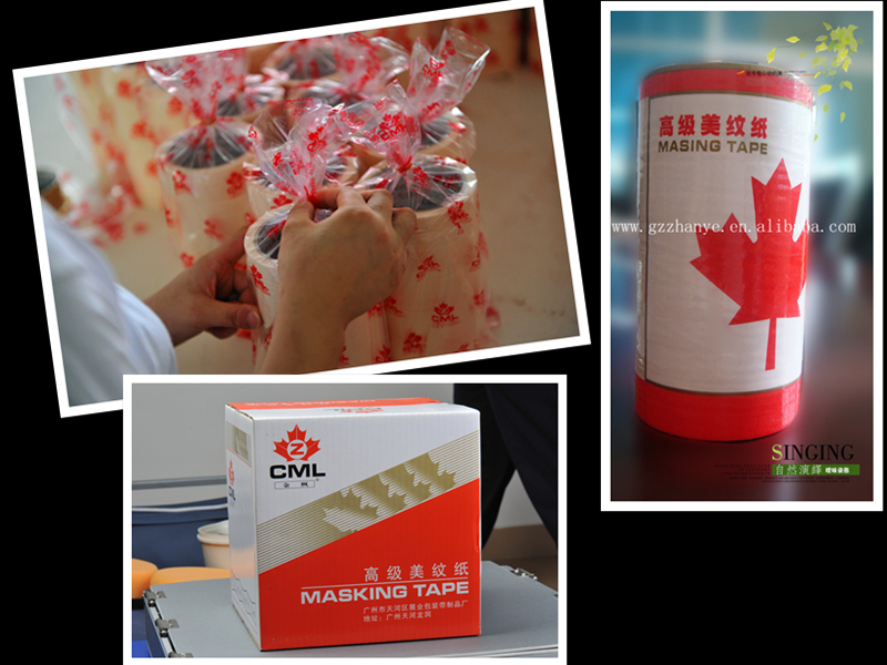 Automatic Masking Tape for Sale