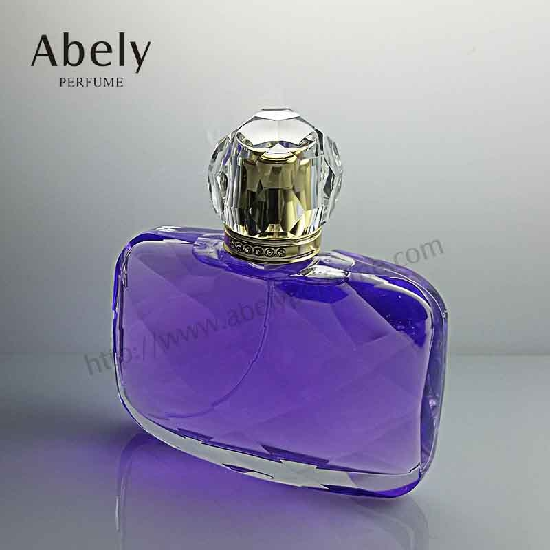 100ml Pink Style Vintage Perfume Bottle with Distinct Glass