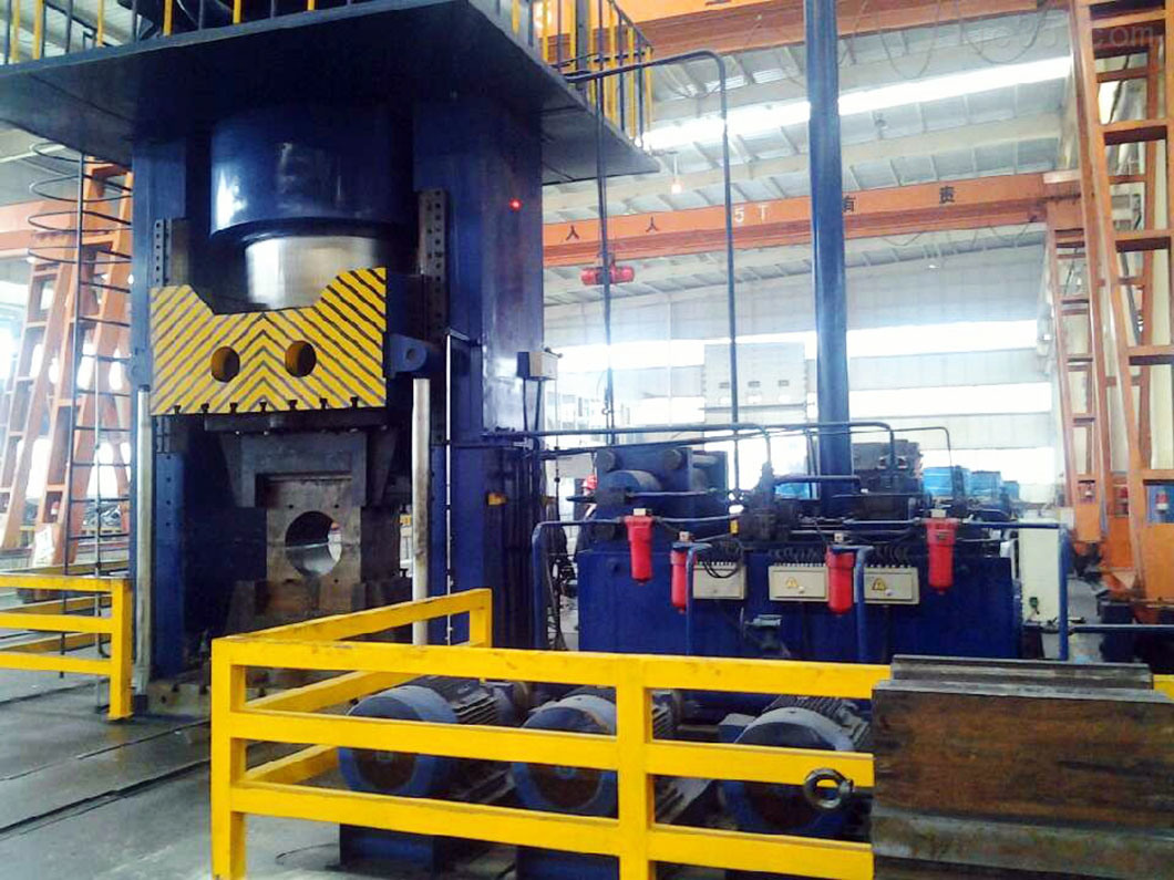 New Business Project 1000 Ton Cold Extrusion Hydraulic Power Press