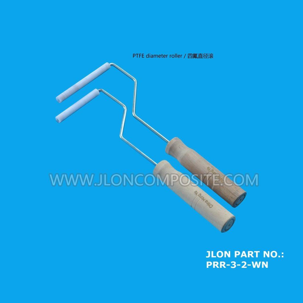 FRP Tools PTFE Head Fiberglass Cylinder Roller for FRP Hand Laminate