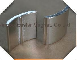 Permanent Arc Segment Motor Magnet with Certificate
