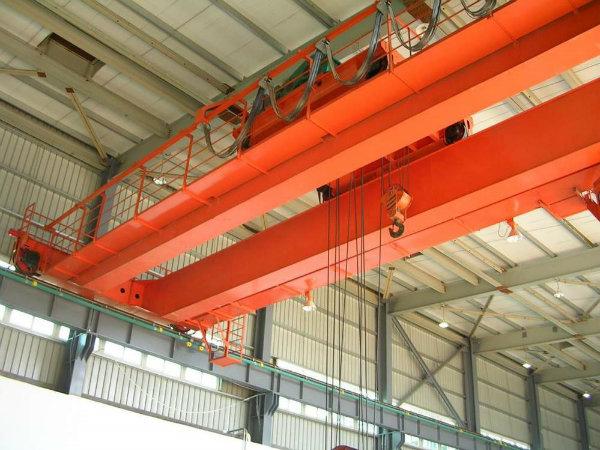 High Quality 10 Ton Qb Type Explosion-Proof Crane
