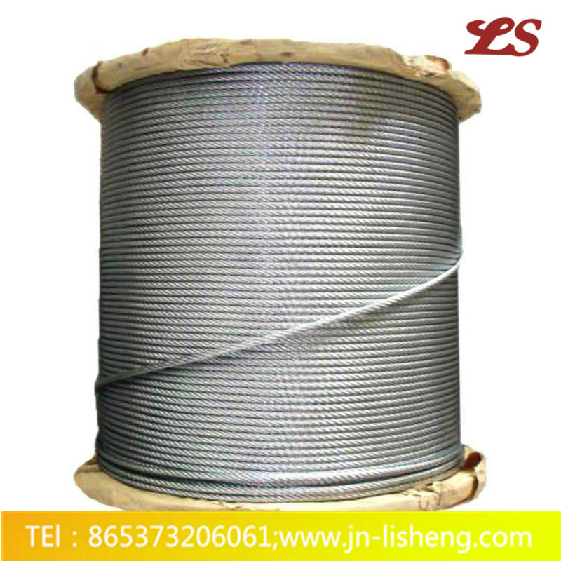 High Tensile 8*19s Elevator Steel Wire Rope