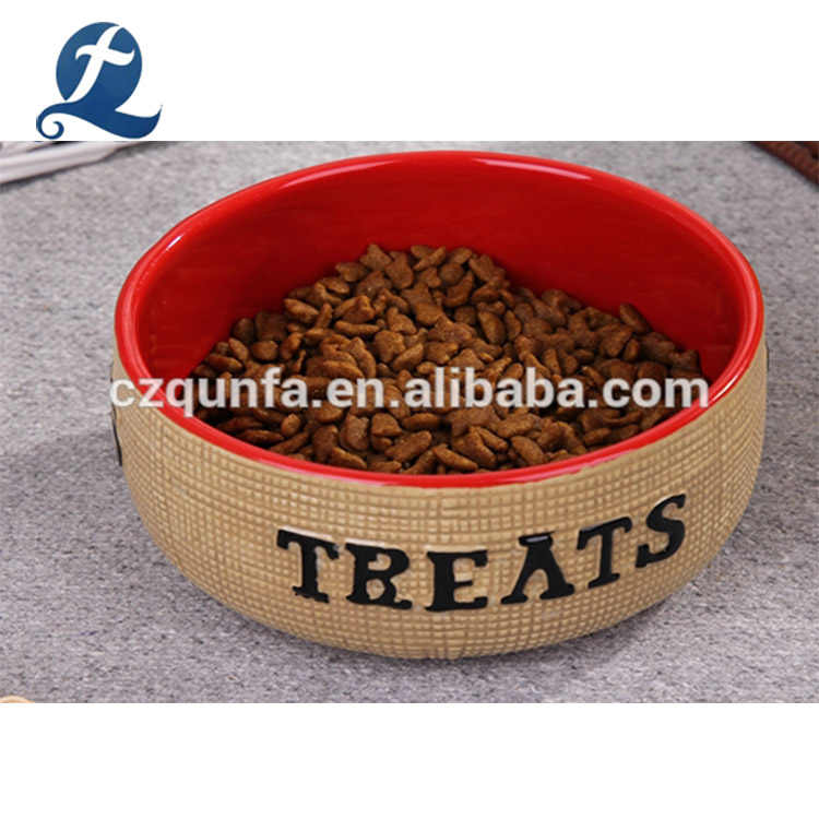feeding pet bowl