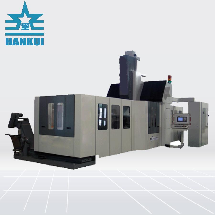 190mm Spindle Diameter CNC Gantry Machining Center