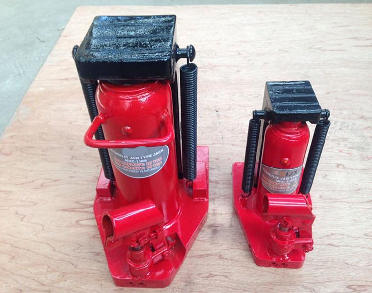 Heavy Duty Industrial 5ton Hydraulic Claw Jack Toe Jack for Sale