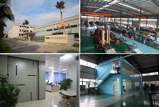 Energy Conservation Valve Paper Bag Production Equipment
