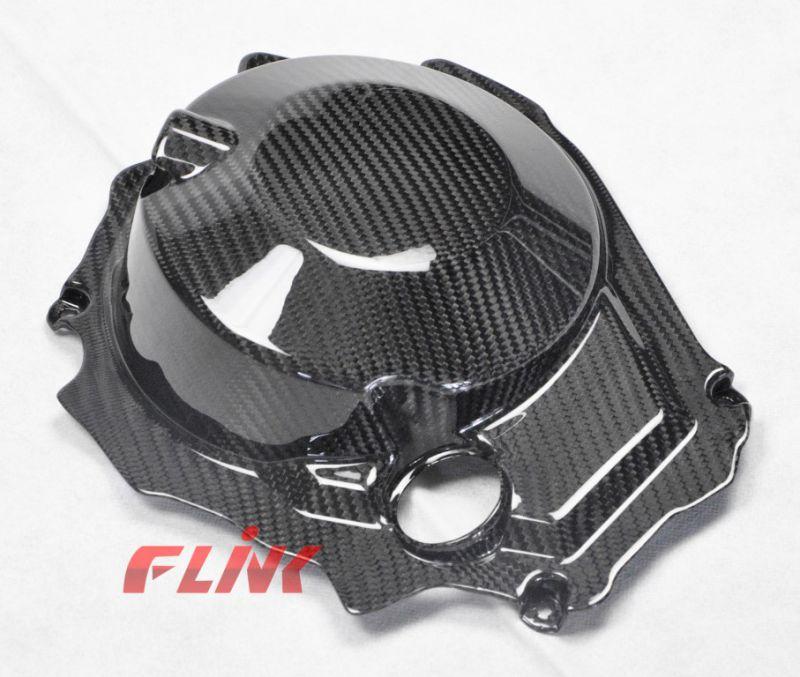 Carbon Fiber Engine Cover K1061 for Kawasaki Zx10r 2016