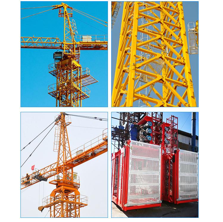 Factory Tower Crane