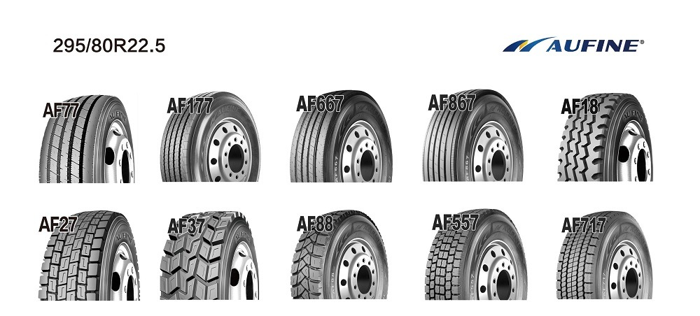 2018 High Performance Truck Tire with Good Price 315/80r22.5 385/65r22.5